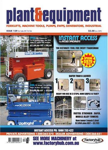 Plant & Equipment Trader