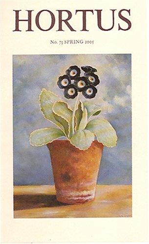 Hortus : a Gardening Journal