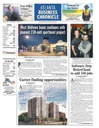 Atlanta Business Chronicle – Print + Online