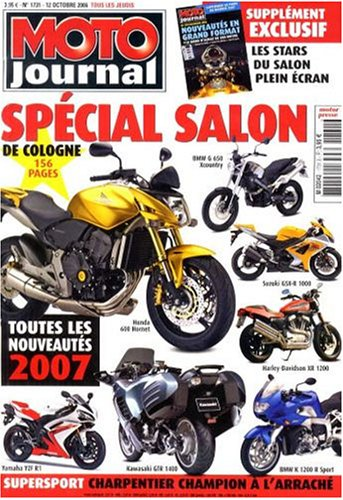 Moto Journal – With Hors Series