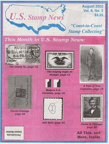 Us Stamp News