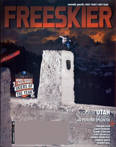 Freeskier (1-year auto-renewal)