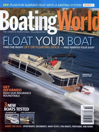 Boating World (1-year auto-renewal)