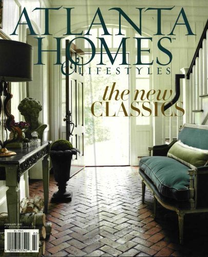 Atlanta Homes & Lifestyles (1-year auto-renewal)