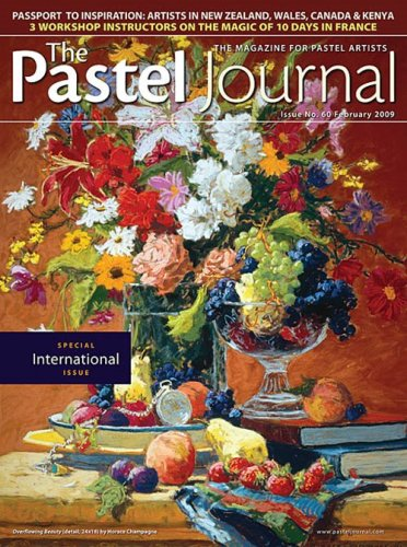 Pastel Journal (1-year auto-renewal) [Print + Kindle]