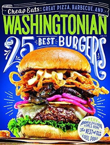 Washingtonian Magazine (1-year auto-renewal)