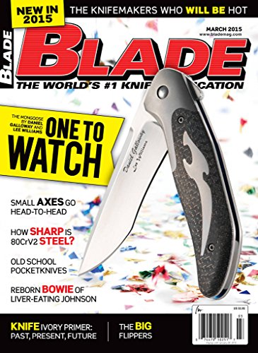 Blade (1-year auto-renewal) [Print + Kindle]