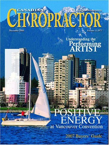 Canadian Chiropractor