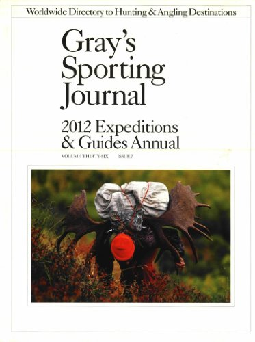 Gray's Sporting Journal (1-year auto-renewal)
