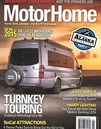 MotorHome (1-year auto-renewal)