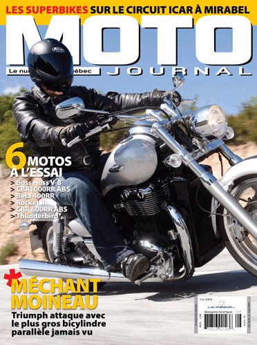 Moto Journal – Can