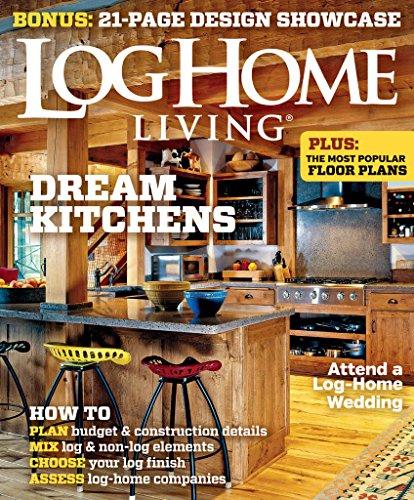 Log Home Living (1-year automatic renewal)