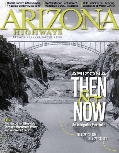 Arizona Highways Magazine (1-year auto-renewal)