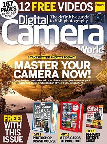 Digital Camera Magazine – Incls CD-Rom
