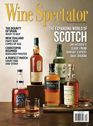 Wine Spectator (1-year auto-renewal)
