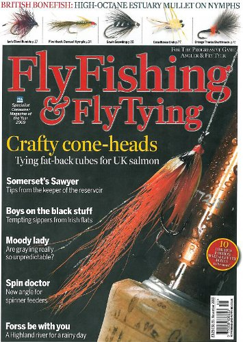 Flyfishing and Flytying
