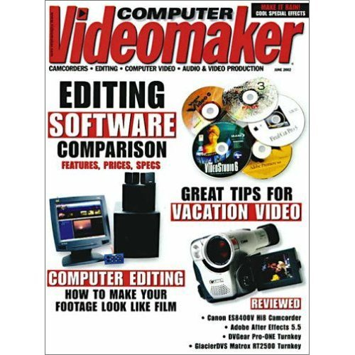 Videomaker Magazine (1-year auto-renewal)