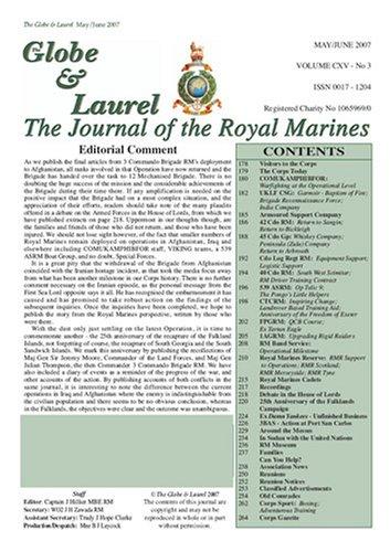 Globe and Laurel