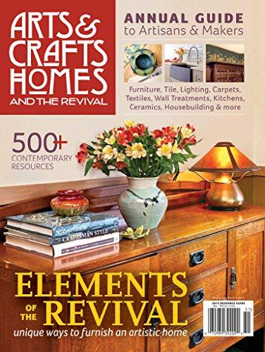 Arts & Crafts Homes (1-year auto-renewal)