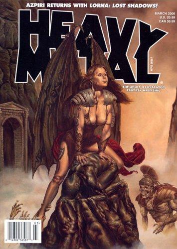 Heavy Metal – Option a