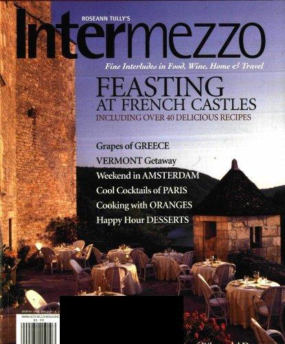 Intermezzo Magazine (1-year auto-renewal)