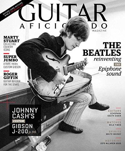 Guitar Aficionado (1-year)