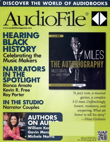 AudioFile Magazine (1-year auto-renewal)