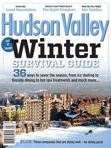 Hudson Valley Magazine (1-year auto-renewal)