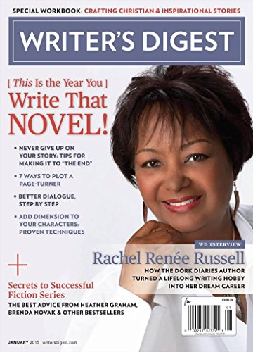 Writer's Digest (1-year auto-renewal) [Print +Kindle]