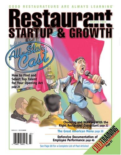 Restaurant Startup & Growth