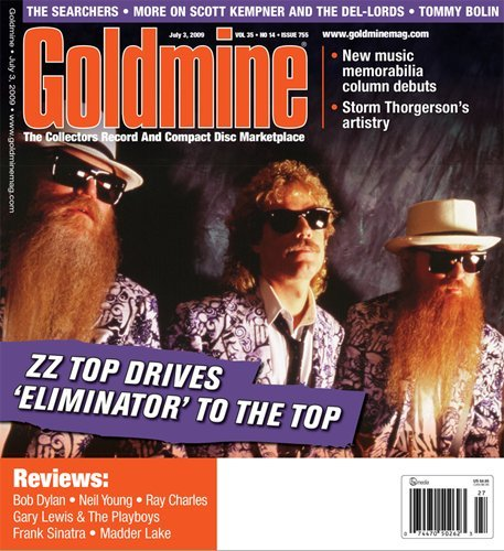 Goldmine (1-year auto-renewal) [Print + Kindle]