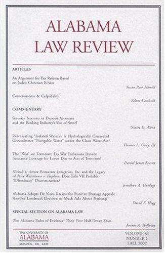 Alabama Law Review