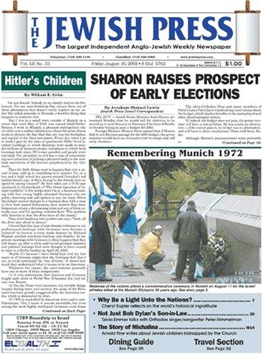 Jewish Press – Ny