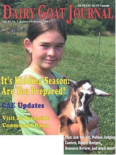 Dairy Goat Journal