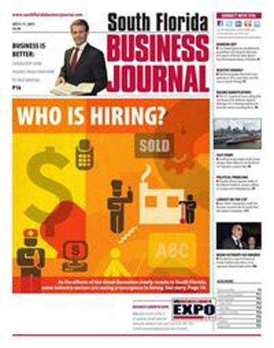 South Florida Business Journal – Prt + Onl