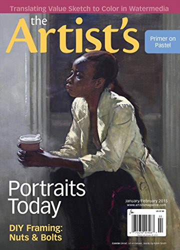 The Artist's Magazine (1-year auto-renewal) [Print +Kindle]
