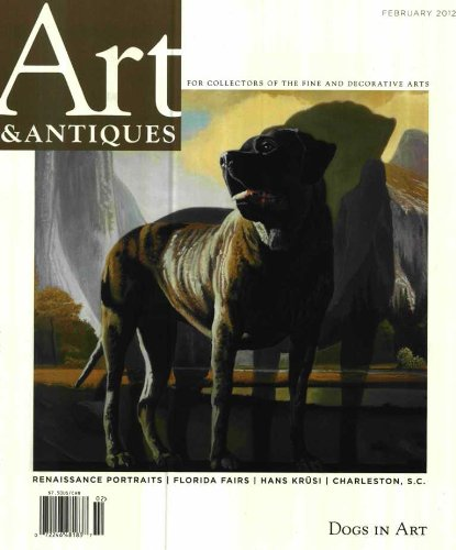 Art & Antiques (1-year auto-renewal)