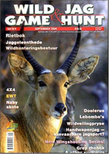 Sa Game & Hunt = Sa Wild & Jagd