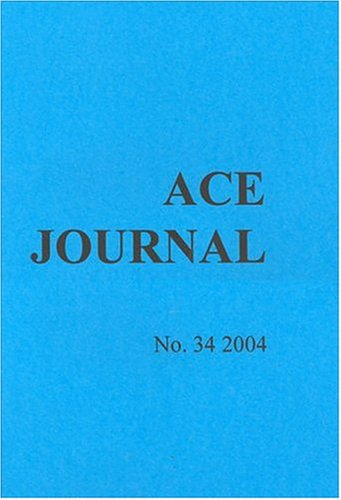 Journal of the Association of Christian Economists