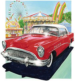 Calle: '50s Sporty Cars Combo