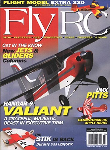 Fly RC (1-year auto-renewal)