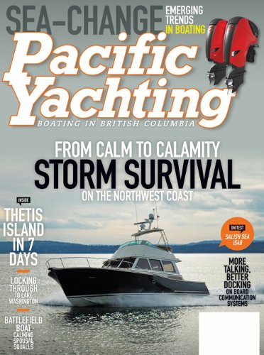 Pacific Yachting