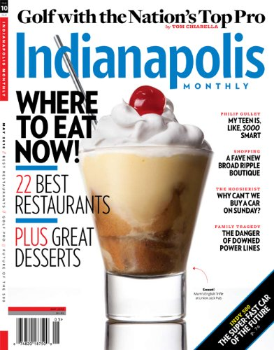 Indianapolis Monthly (1-year automatic renewal)
