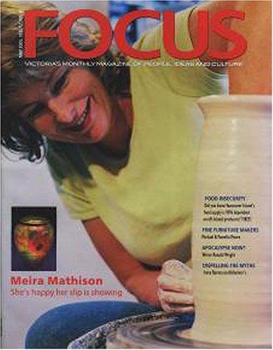 Focus – Victorias Monthly Magazine of People Ideas & Culture