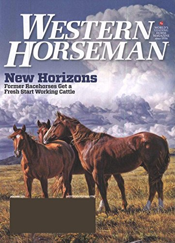 Western Horseman (1-year auto-renewal)