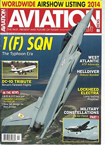 Aviation News Magazine April, 2014