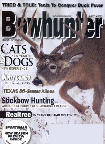 Bowhunter (1-year auto-renewal)
