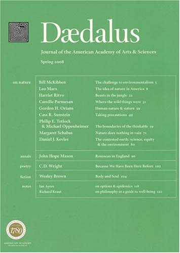 Daedalus – Journal of the American Academy of Arts & Science