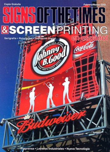 Signs of the Times & Screen Printing En Espanol