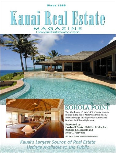 Kauai Real Estate Magazine